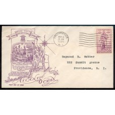 0777 P037 Philatelic Exchange (L.C. Lamb), First