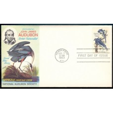 1241 M016 National Audubon Society; Single (A11097)