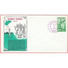 1933 Gamm; UO Jonesboro, GA; USPO CDS