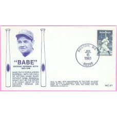2046 WC116 Babe Ruth, FIRST, UO Boston, MA