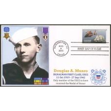 #5008 U.S. Coast Guard; FDCUSA; 02
