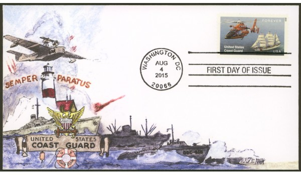 #5008 U.S. Coast Guard; cagarts