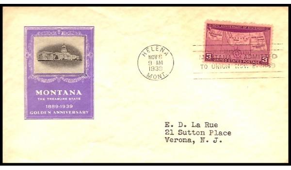 0858 P26c Ioor; Helena, MT