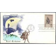 1359 M18 Overseas Mailer; on Jackson cachet