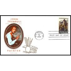 1361 M23 Overseas Mailer; on Jackson cachet