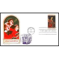 1363 M39 Overseas Mailer; on Jackson cachet