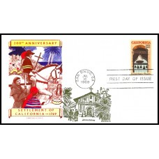 1373 M43 Overseas Mailer; on Jackson cachet