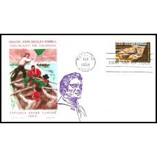 1374 M21 Overseas Mailer; on Jackson cachet