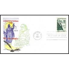 1380 M22 Overseas Mailer; on Jackson cachet