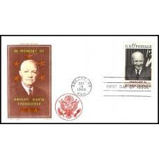 1383 M44 Overseas Mailer; on Jackson cachet