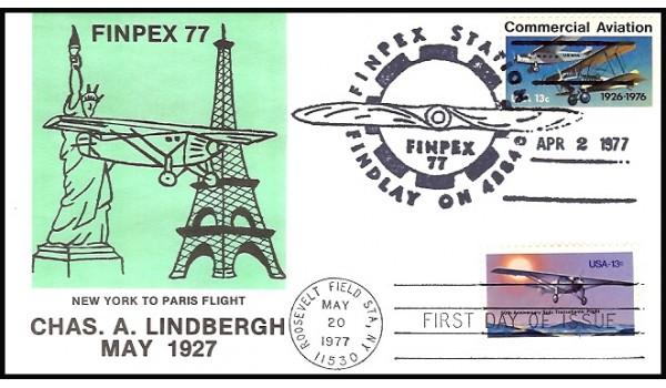 1710 Finpex '77 Show cancel with dual #1710 FDOI