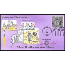 3188C Pugh; hpd; Man Walks on the Moon