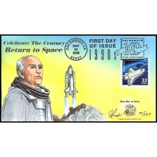 3191H Pugh; hpd; John Glenn Return to Space