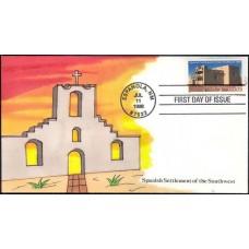 3220 Cart, James M.; hpd; 15 made; Spanish Settlement