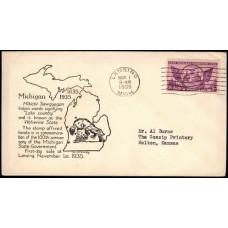 0775 P29 V. L. McKinley; First