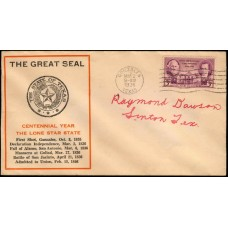 0776 P28 Centennial Service Bureau; First