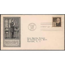 0893 M89 Bell Telephone Stamp Club of New England