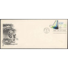 U583 Artcraft; Size 10 envelope