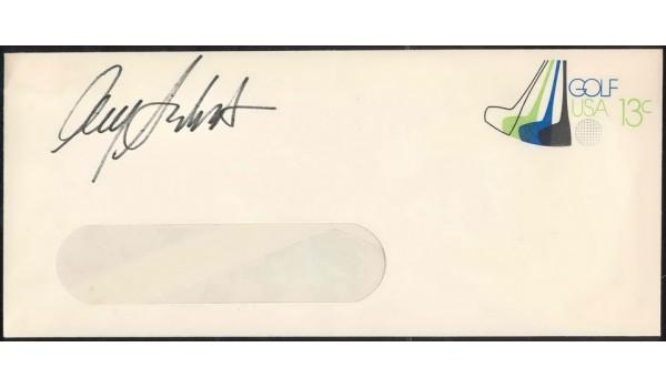 U583 Uncacheted; Size 10 WINDOW; Signed by Guy Salvato, Stamp Designer