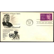 1236 Eleanor Roosevelt, Fleetwood