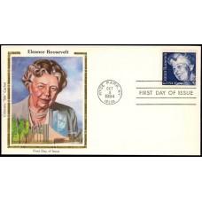 2105 Colorano; Eleanor Roosevelt