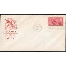 1004 Farnam, Betsy Ross, American Flag