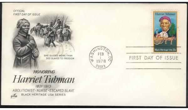 1744 Artcraft; Harriett Tubman