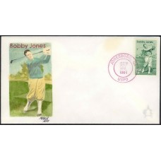 1933 Andrews-Maxie; hpd; UO Jonesboro, GA USPO CDS; Bobby Jones Golf