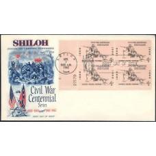 1179 Fleetwood; Shiloh, TN; PB4 #27179 LL; Civil War