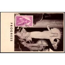 1087 NIM Tulane; PPC Maximart Card; Medical / Polio