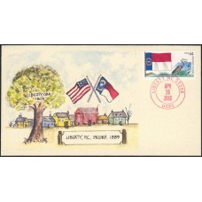 #4311 FOON IV; C3; North Carolina; UO Liberty, NC