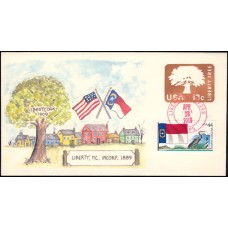 #4311 FOON IV; C3a; North Carolina; UO Liberty, NC; on U576