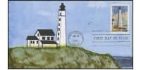 #4795 cagarts; C1; New England Lighthouses - New London Harbor, Connecticut