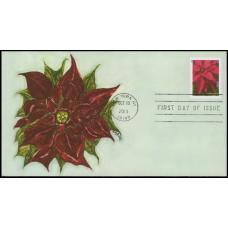 #4816 cagarts; C1; Christmas Poinsettia