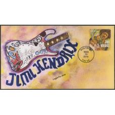 #4880 cagarts; C1; Jimi Hendrix