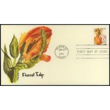 #5049 2016 Botanical Art, Parrot Tulip; cagarts