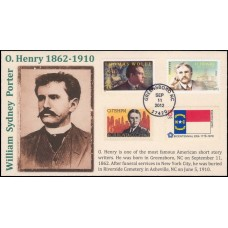 #4705 O.Henry; C1c; FDOI; Combo